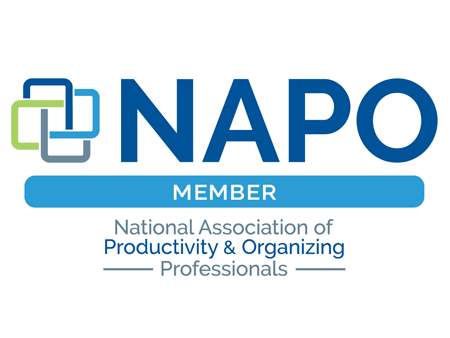 National Assiciation Professional Organizers logo